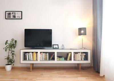 Monteurzimmer mit TV und WLAN